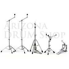 Yamaha 700 Series HW780 Complete 5-PIECE Drum Set Hardware Pack - NEW