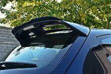 CUP Dachspoiler Heckspoiler schwarz für Mazda 3 MPS Spoiler Dach Kanten Aufsatz