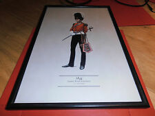 1844 Captain,Royal Scots Greys   By P H Smitherman Framed Print