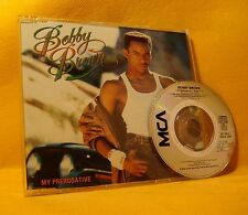 "3"" MINI CD Bobby Brown My Prerogative 3TR 1988 Hip Hop New Jack Swing"