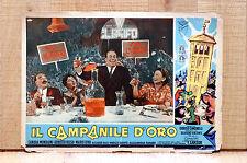 IL CAMPANILE D'ORO fotobusta Sandra Mondaini Roberto Risso Mario Riva E28