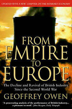 From Empire to Europe: the Decline and Revival of British Industry Since the...