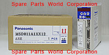 MSD011A1XX12-Panasonic AC Servo Driver In Stock-Free Shipping($850USD)