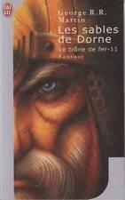 3175: Le trône de fer (A game of Thrones), Tome 11 : Les sables de Dorne [TBE]