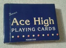 ACE HIGH CLASSIC PLAYING CARDS