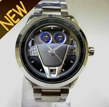 Hot 2012 Volvo xc60-t6-r-Design Interior Steering Wheel Accessories Wristwatch