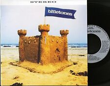 "THE BLUETONES cut some rug/castle rock BLUE 005X limited edition 7"" PS EX/EX noc"