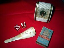 VINTAGE HOUSEHOLD ITEMS COLLECTION!   VERY ECLECTIC ASSORTMENT OF UNUSUAL ITEMS!