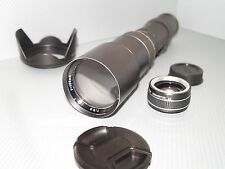 Nikon DIGITAL fit 400mm 800mm lens D3200 D3300 D3400 D5200 D5300 D5500 D5600 etc