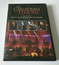 The Canadian Tenors: Live at the Royal Conservatory of Music in Toronto (DVD...