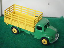 "Dinky No: 343 ""Dodge Farm Truck"" - Green/Yellow (YELLOW PLASTIC HUBS) (RARE)"