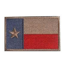 Fashion Texas Flag Retro Swat Military Tactical Patch Tape Army Badge Armband