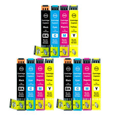 12 XL Ink Cartridge for Epson Expression Home XP-225 XP-322 XP-325 XP-422