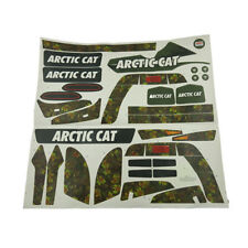 Power Wheels CGY61 Camo Arctic Cat Decal Label Sheet Genuine Fisher Price