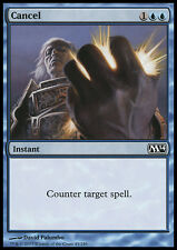 MTG 4x CANCEL - ELIMINARE - M14 - MAGIC