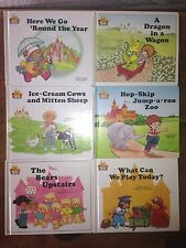 Lot of 6 Magic Castle Readers - large print - LEARN TO READ BOOKS