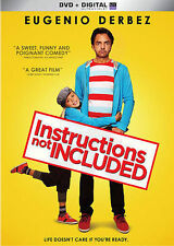 Instructions Not Included (DVD, 2014)