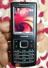Nokia 6500 Classic - Black - Mobile Phone