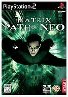 Used PS2 THE MATRIX:PATH of NEO Import Japan