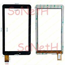 "Vetro Touch screen Digitizer 7,0"" Miia MT-743G 3G Tablet PC Nero"