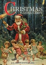 Christmas Holiday Poker Playing Cards Wiccan Pagan Metaphysical