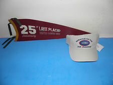 1980 Miracle On Ice USA Men's Hockey Team Lake Placid 25th Anniversary Package
