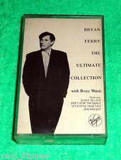 PHILIPPINES:BRYAN FERRY - Ultimate Collection ,TAPE, Cassette,RARE,ROXY MUSIC
