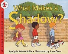 Let's-Read-And-Find-Out Science: What Makes a Shadow? NEW Hardcover