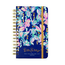 LILLY PULITZER- LAST 2-2016-2017 Agenda - 17 mo. Planner- Going Coastal - Medium