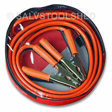 1200 Amp 6 Metre Long Jumper Leads with Surge Protection Jump Booster Cable