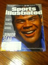 Junior Seau San Diego Chargers Sports Illustrated