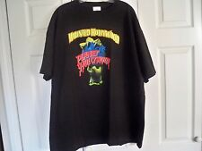 RARE Planet Hollywood Haunted Hollywood Halloween '97 T-Shirt 2XL New