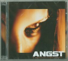 Spectre - Angst 2CD Compilation IDM, Electro, Industrial, Experimental, Ambient