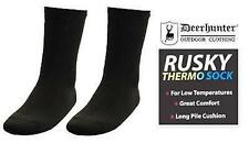 Deerhunter Rusky Socks Thermal Pair short Warm Comfortable Wellie Hunting Winter