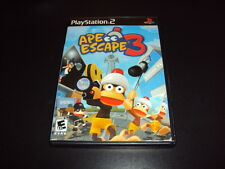 "Ape Escape 3 ""Great Condition"" (PlayStation 2) Complete PS2"