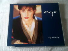 ENYA - ANYWHERE IS - 3 TRACK UK CD SINGLE