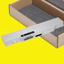 Silver Battery for SAMSUNG R580 R470 R522 R429 AA-PB9NS6B Q318E AA-PL9NC2B R465H