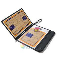 NEW Basketball Coaching Board Coaches Clipboard Tactical Kit Dry Erase w/ Marker