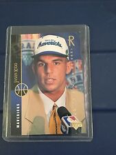 1994 Upper Deck Jason Kidd (#160) and Grant Hill (#157) Rookie Cards