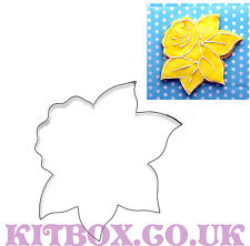 Daffodil Cutter- For Easter Cookies, Sugarcraft and Cake Decoration