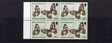Solomon Islands - 1982 25c Butterfly - WMK CROWN TO RIGHT OF (CA) - U/M - SG457w