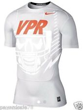 MEN'S MEDIUM NIKE DRI-FIT MAX PRO COMBAT HYPERCOOL COMPRESSION SHIRT FOOTBALL