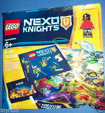 Lot of 7 Lego 5004388 Nexo Knight Monster Minifigure New Exclusive polybag