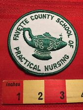 FAYETTE COUNTY SCHOOL OF PRACTICAL NURSING Patch ? Uniontown PA ? 66WB