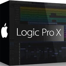 Apple Logic Pro X 10.2.4 + FREE FUTURE UPDATES  + 40GB Downloadable Sounds- DAW