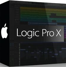 Apple Logic Pro X 10.3.0 + FREE FUTURE UPDATES  +65GB Downloadable Sounds- DAW