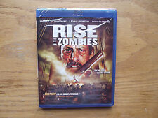 Rise of the Zombies (Blu-ray Disc, 2013) Danny Trejo - New