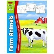 Learn to Draw Farm Animals, Walter Foster Publishing