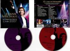 "FRANK MICHAEL ""Au Palais Des Sports - Live 2007"" (2 CD) 2007"