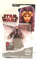 Star Wars 2009 The Legacy Collection BD#08 Queen Amidala MOC!!!